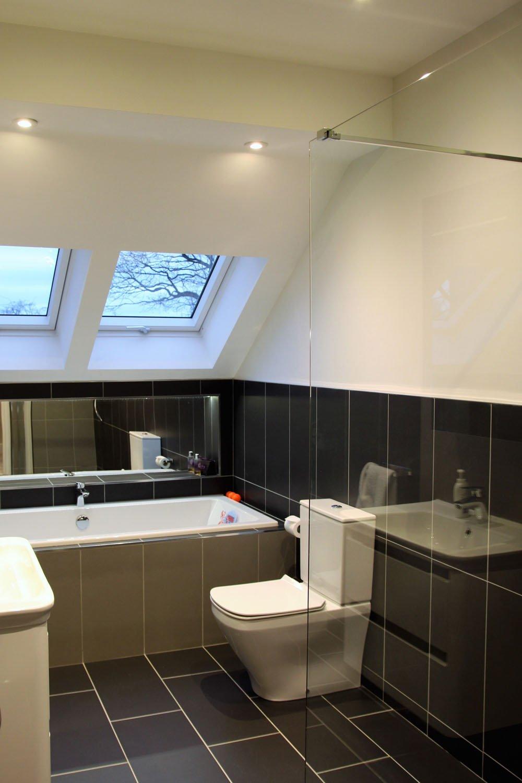 Chester Road, Grappenhall bathroom