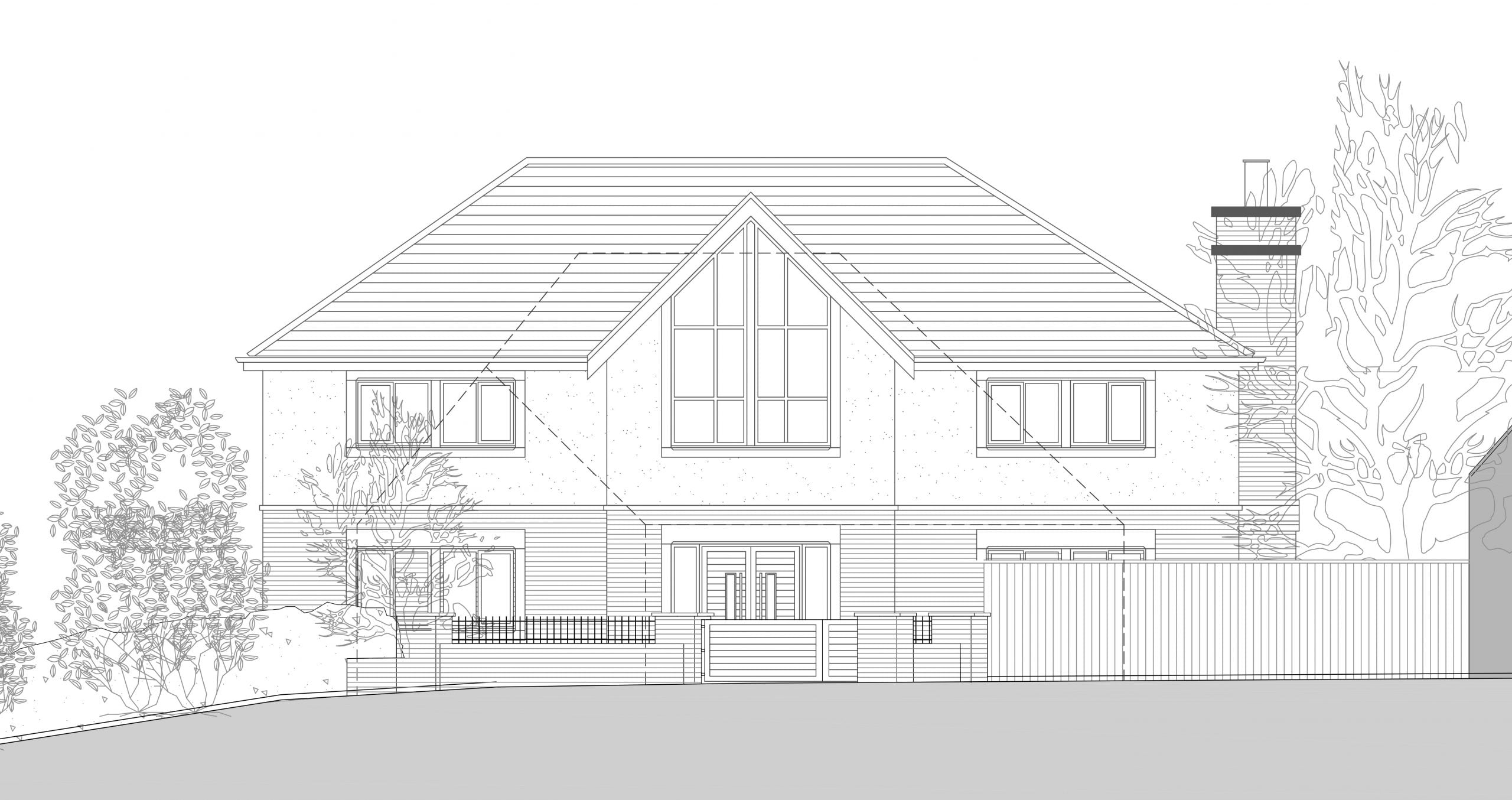 The Willow, Appleton new build home